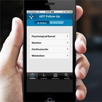 iPhоne приложение помага в борбата с рака на простата