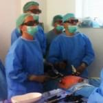 3D кино в операционната на Hill Clinic