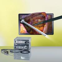 Първата истинска 3D камера работи в Хил клиник при лапароскопско лечение на рак на простата и бъбреци