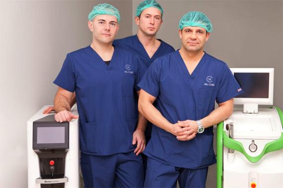 Vela XL е второ поколение немска медицинска техника. Благодарение на него операцията се извършва по-ефективно и за по-кратко време, в сравнение с подобни лазерни системи.