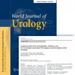 Български уролози с публикация в World Journal of Urology