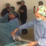Операции на живо демонстрираха в Хил клиник
