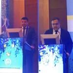 Д-р Санча и д-р Георгиев пред участниците в Националния конгрес по урология
