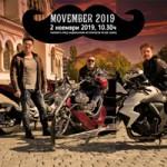Традиционно ноември е Movember